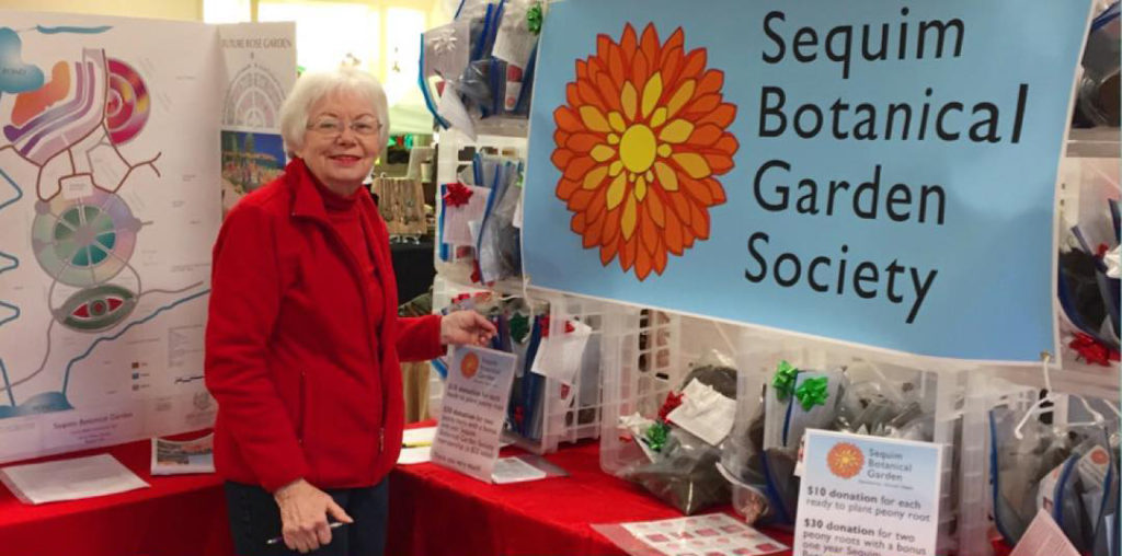 December Farmers Market SGBS Fundraiser with Dona Brock. photo by Renne Emiko Brock