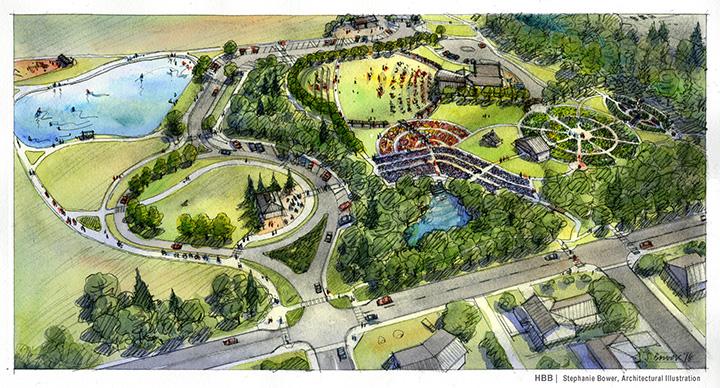 Master Plan Carrie Blake Community Park